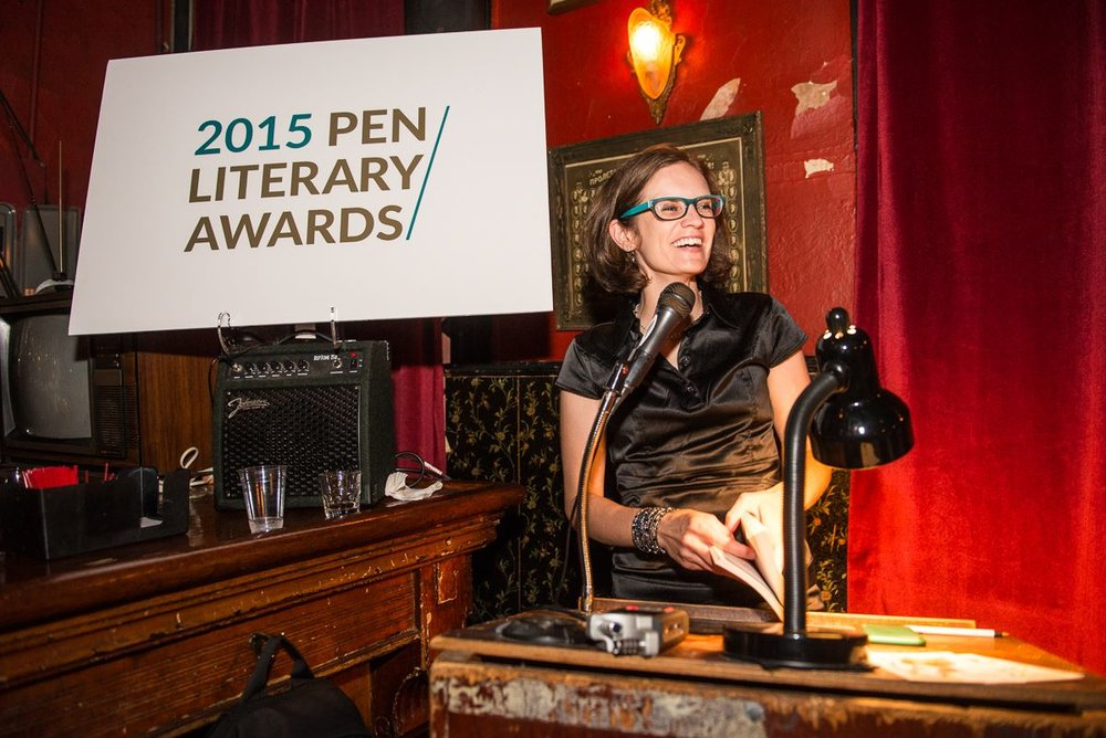 PEN Literary Awards Finalists' Reading