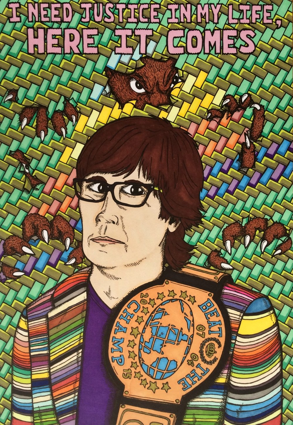 The Mountain Goats fan art