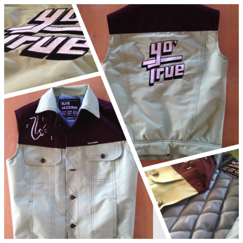 Yo'True vest jacket