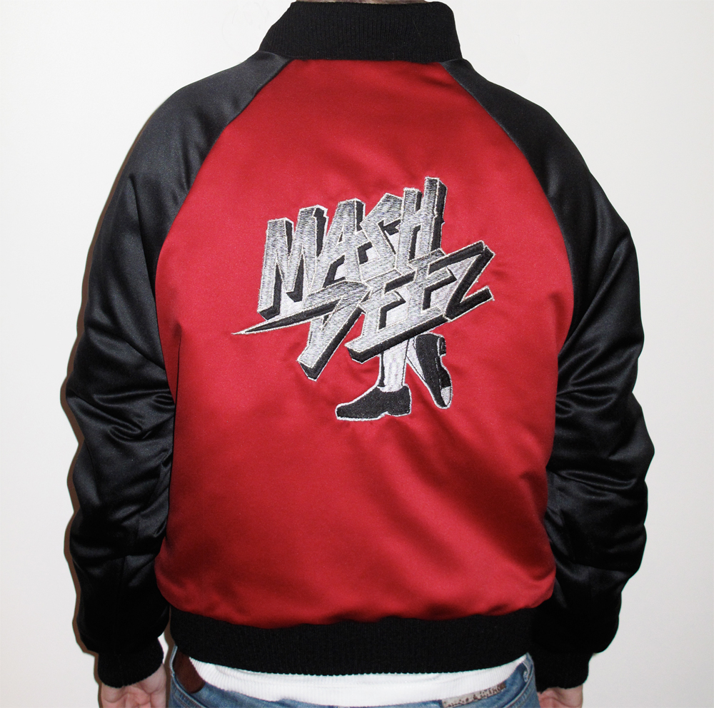 Mash Deez tour jacket