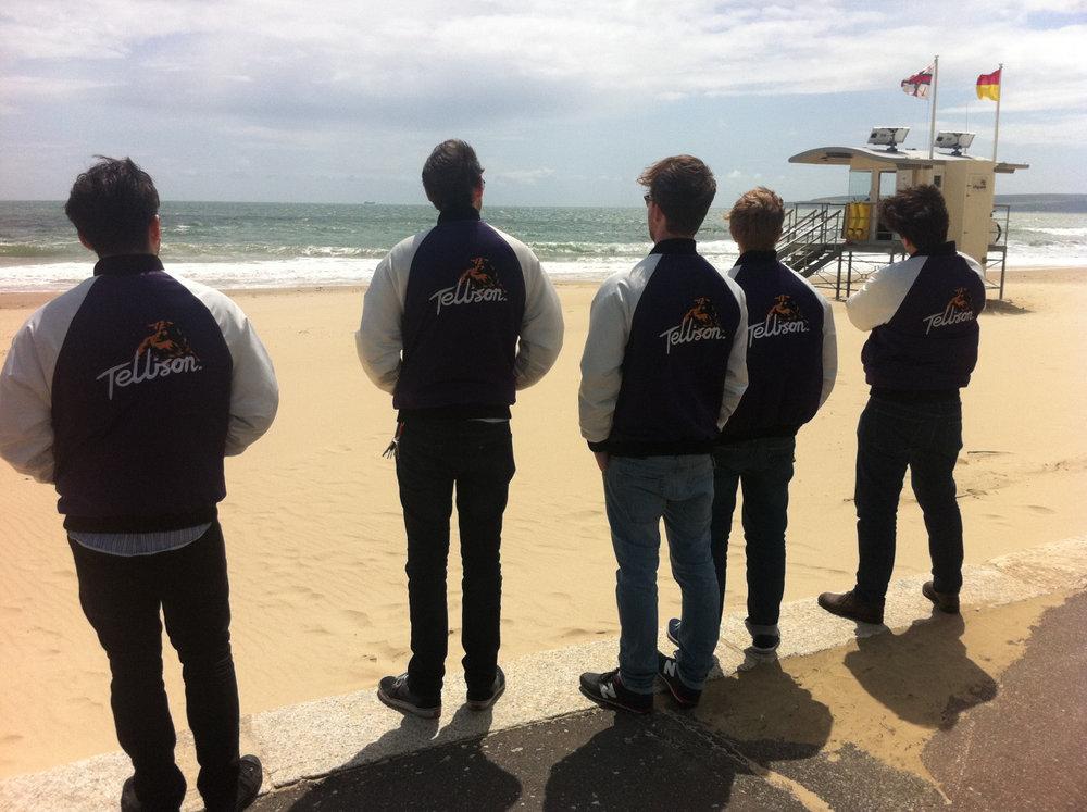 Tellison tour jackets