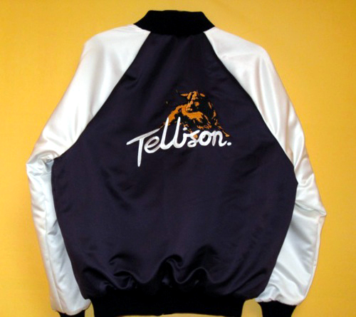 Tellison tour jacket