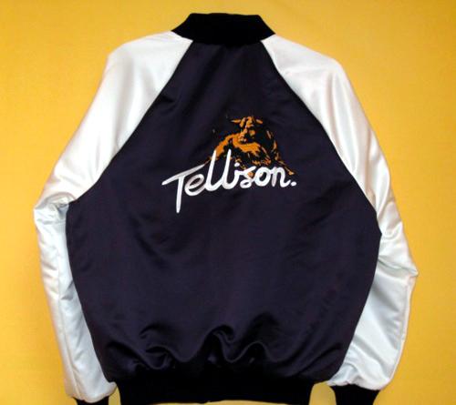 Tellison tour jacket