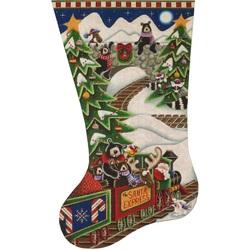 Santa Express Stocking RW399C.jpg