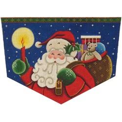 Santa, Candle, Bag of Toys Cuff RW1400A.jpg