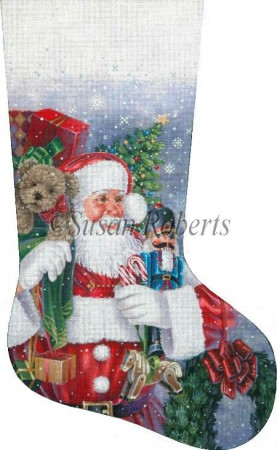 Santa's Ready to Go Stocking XS439.jpg