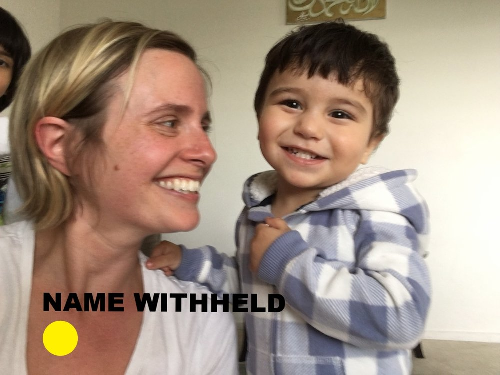 Single mom of three boys aged 8, 4 and 2 from Jordan. In Jordan she worked with the UN for 9 years. Came to US in 2014 and just completed a job caring for an elderly person. She does not make enough to cover her rent and utilities every month. Seeks assistance with supplies for household functioning!