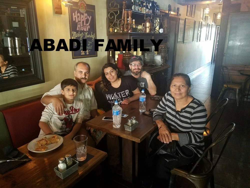 Single dad and 13 year old son new arrivals from Iran. This amazing father son duo is ready to start their new life in Turlock, CA. The father was a math teacher and haw written 10 books in his home country of Iran. Highly educated and impressive resume. Wonderful family!