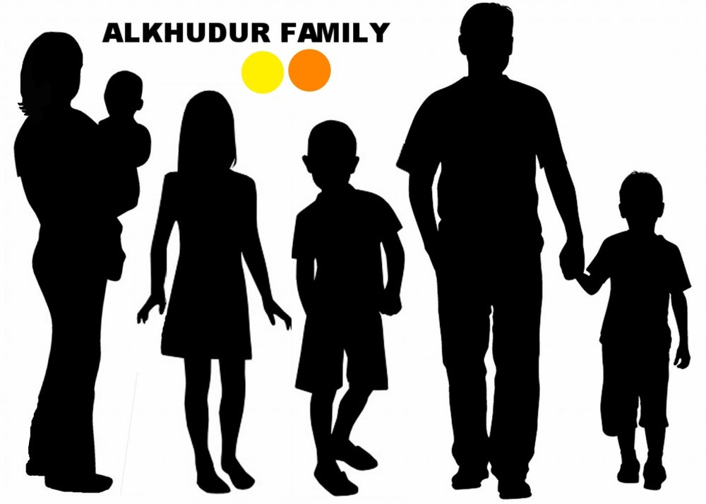 Large Syrian family of nine! Mom, dad, and seven children aged 3, 5, 7, 9, 10, 13, and 15. Arrived to the United States in September 2016 and they are resettling in El Cajon.