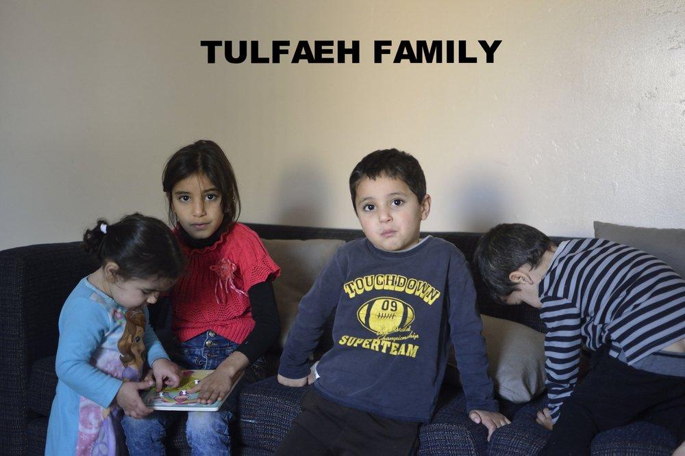 Tulfaeh Family