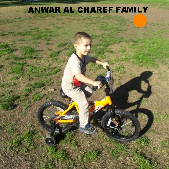 The Anwar Al Charef family moved from Syria to Jordan in 2012, where they waited for 4 years until they arrived in the US.  They have five children ages 5, 10, 14, 17 and 20! They are in need of clothing, shoes and household items.