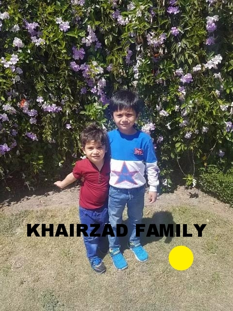A family of four from Afghanistan arrived in Dec 2016.  Mom, Dad with their two sons 6 and 2.5 years old live in California. Dad speaks English very well, he worked as HR and Finance in Afghanistan on USAID funded projects. They need following items for their empty apartment.