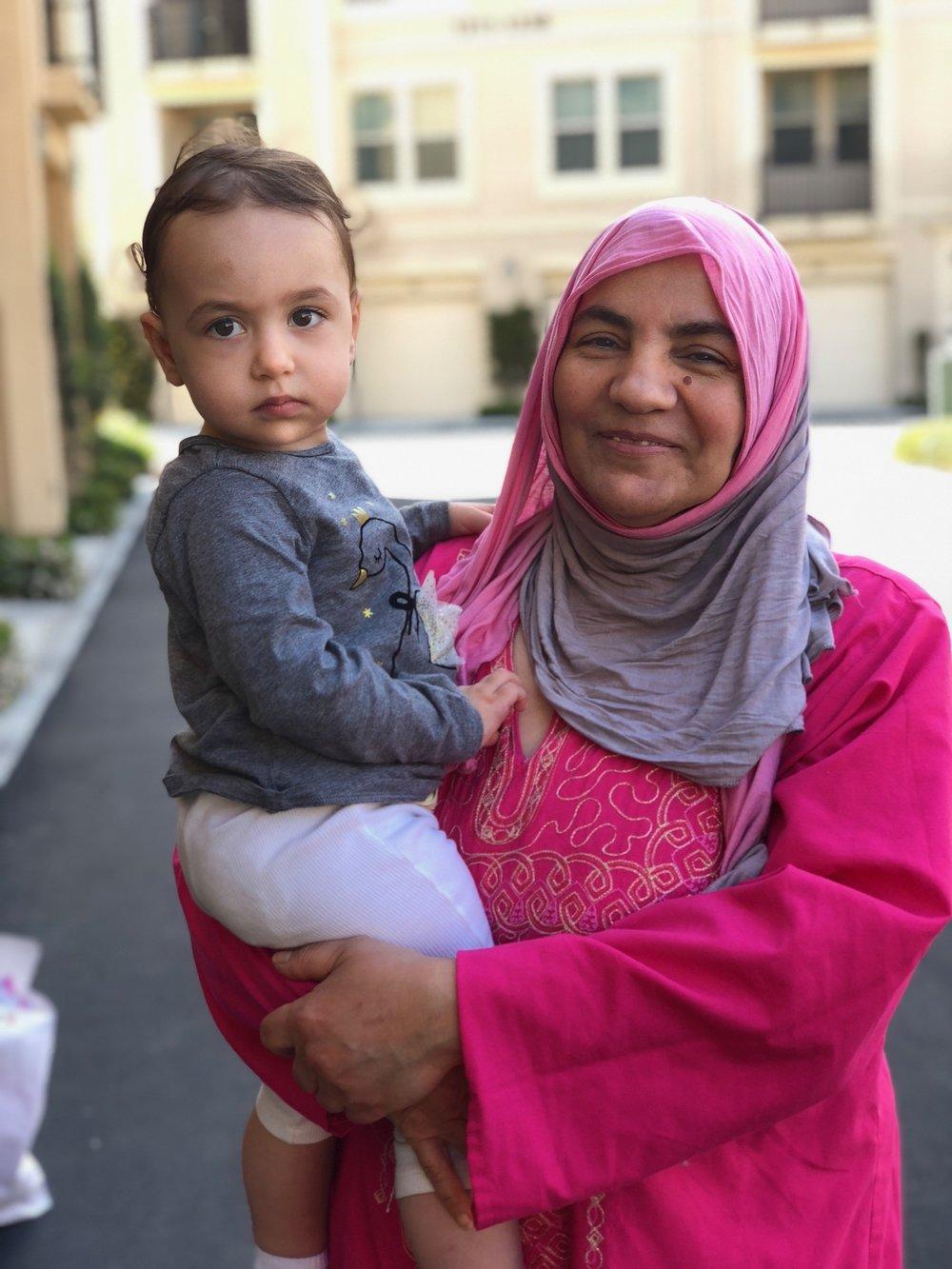 Asmaa of Palestine