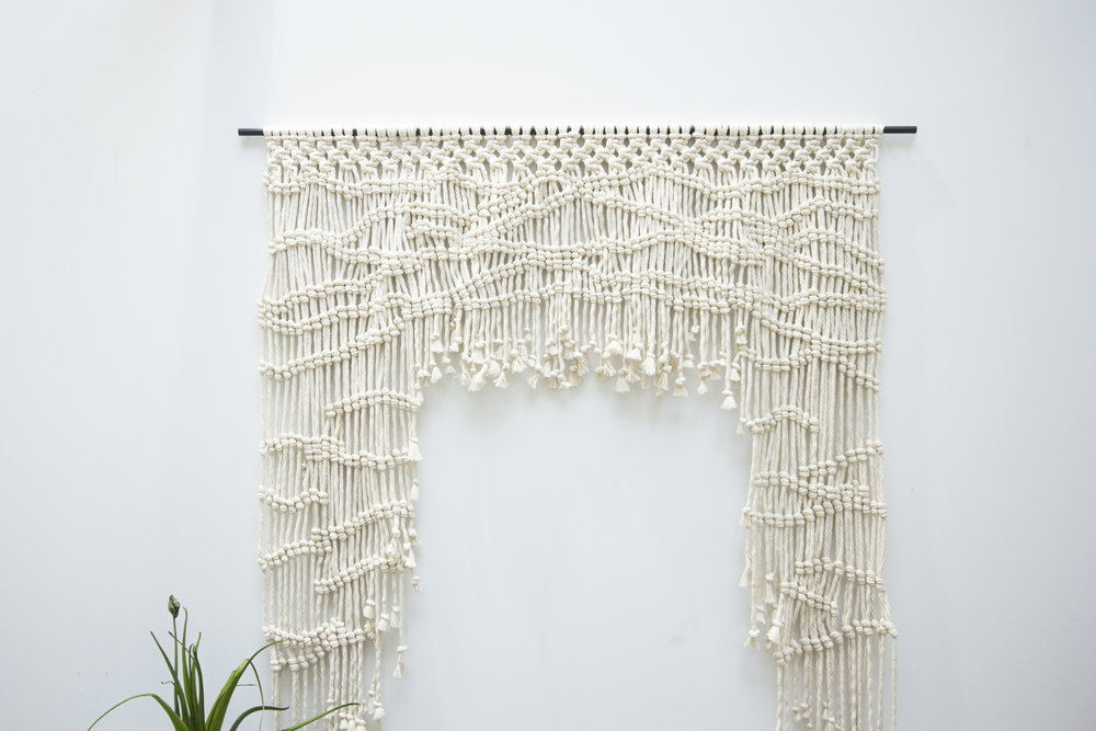 WALL HANGINGS - Commissions and other works created for Open Studio