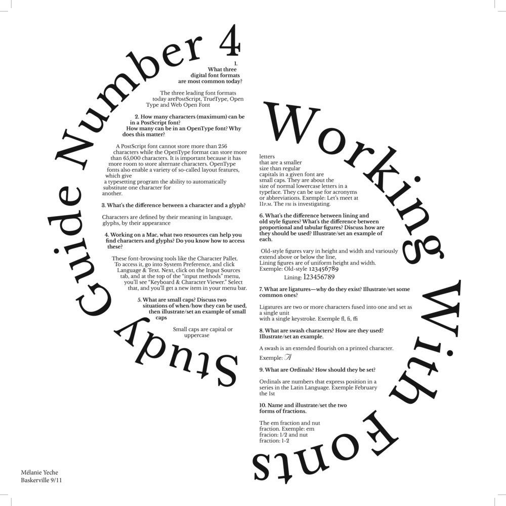 <p>Typography</p>