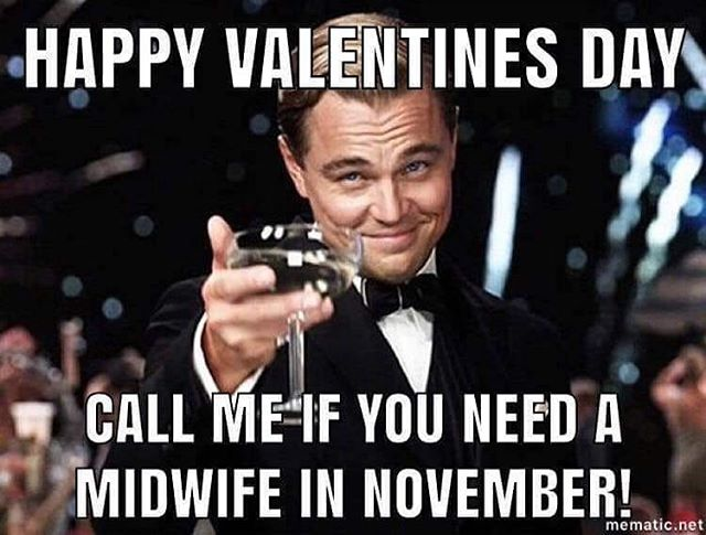 Come see us @ WNC Birth Center :) #midwivesrock #happyvalentines