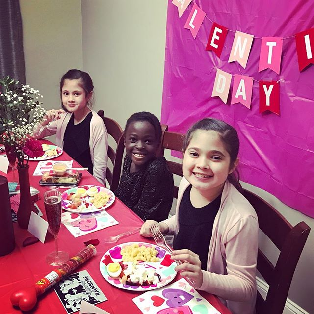 💗Happy 10th Birthday, Savannah & Sierra 💗  Phoebe and I are so excited to celebrate your lives today :) We cannot even imagine a world without you and love you so!  My prayer is that you would know your unsurpassable worth as you grow into your 10th year of life. What beautiful spirits and souls you are!  #friendswhoarefamily #familybychoice #happybirthday