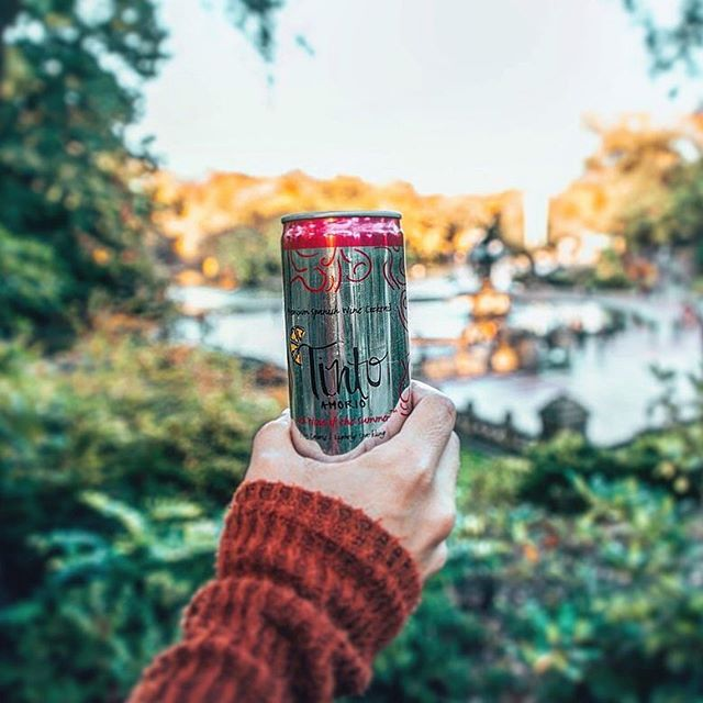 What's your perfect Fall🍁afternoon? A stroll through Central Park? Maybe pumpkin picking with friends? Wherever you go - don't forget to bring some Tinto!