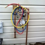 PVB Back Flow Prevent'er and Our Certified Back Flow Gauge