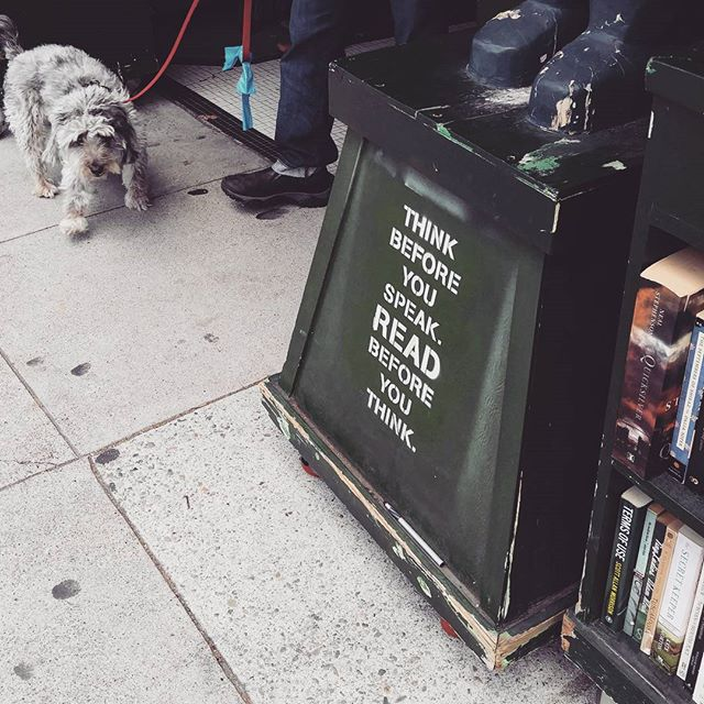 Puppies and bookshops and the keys to my heart