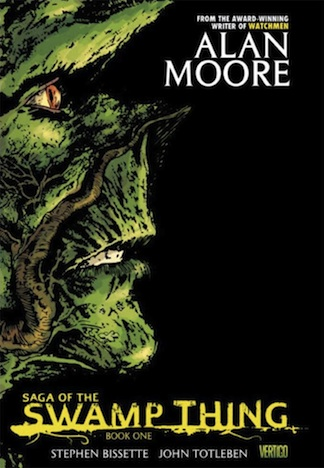 Saga of the Swamp Thing, Book One.jpg