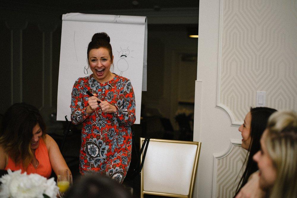 Pittsburgh Wedding Planner Baby Shower Games