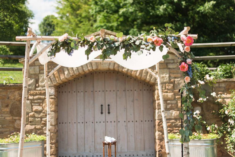 Pittsburgh Wedding Chuppah