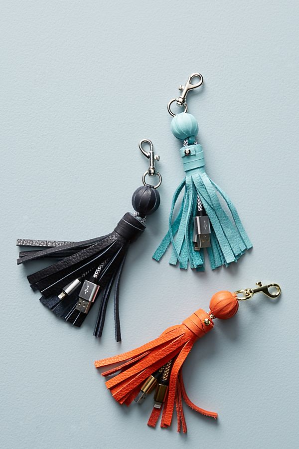 Key Chain iPhone Charger - $30.00