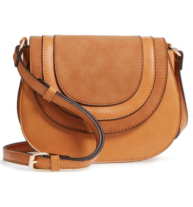 Sole Society Leather Purse - $49.95