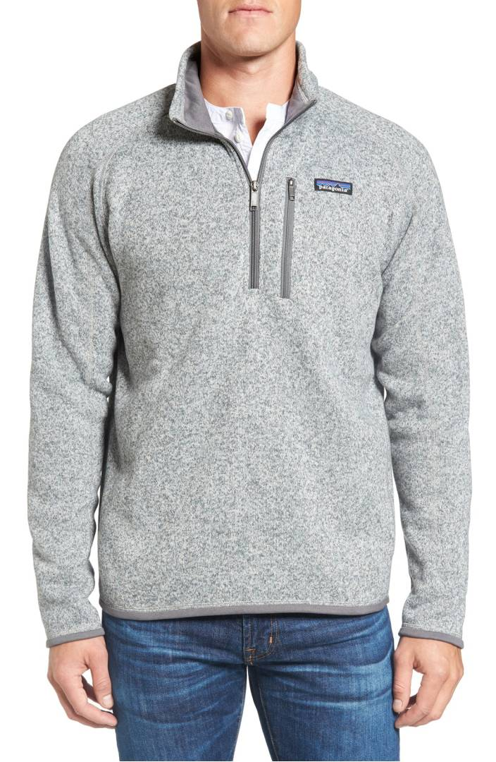 Quarter Zip Pullover - $99.00