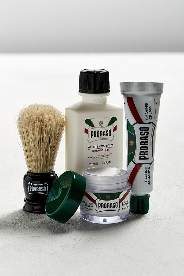 Travel Shave Kit - $15.00
