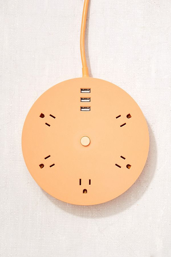 Circular Power Strip - $39.00