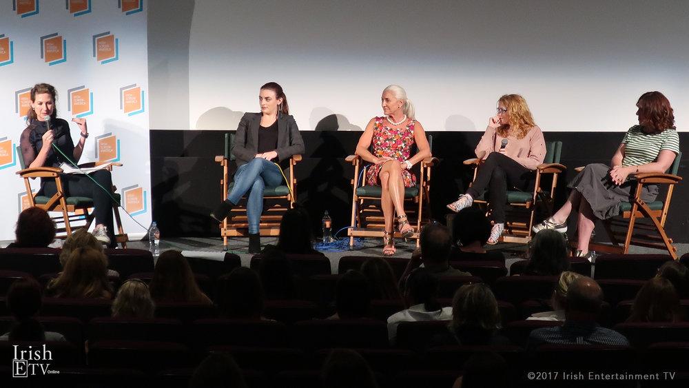 Irish Screen America Women in Film Panel