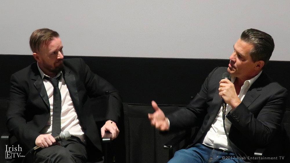 Colin Broderick, Josh Brolin