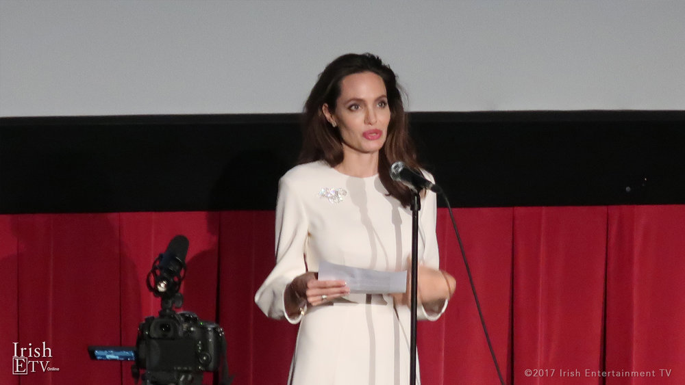 Angelina Jolie at the Hollywood Premiere