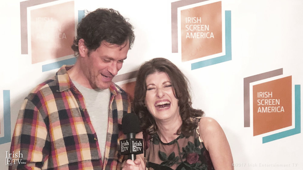 Tom Everett Scott, Brigid Boden