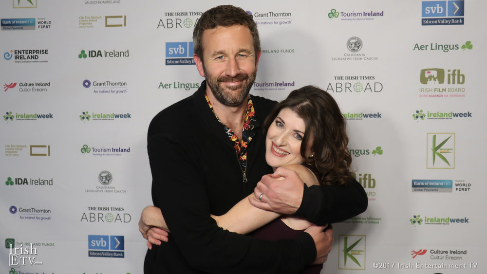 Chris O'Dowd, Brigid Boden