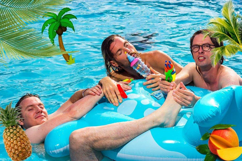 dope calypso pool