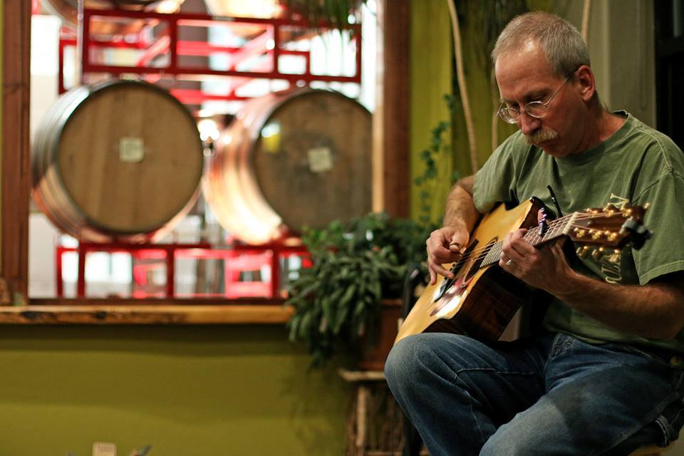 JD Peterson - Join us for live music in the tasting room from 5-7pm.