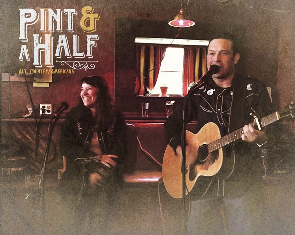 Pint & a Half - Join us for live music in the tasting room from 5-7pm.