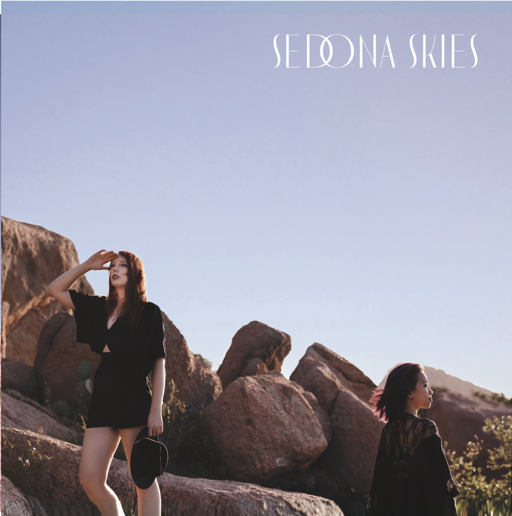 Our newest EP Sedona Skies is now available! -