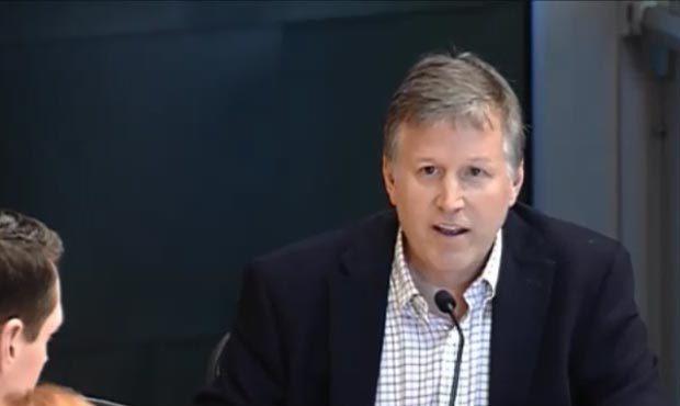 Seattle Councilmember Mike O'Brien. (Seattle Channel)