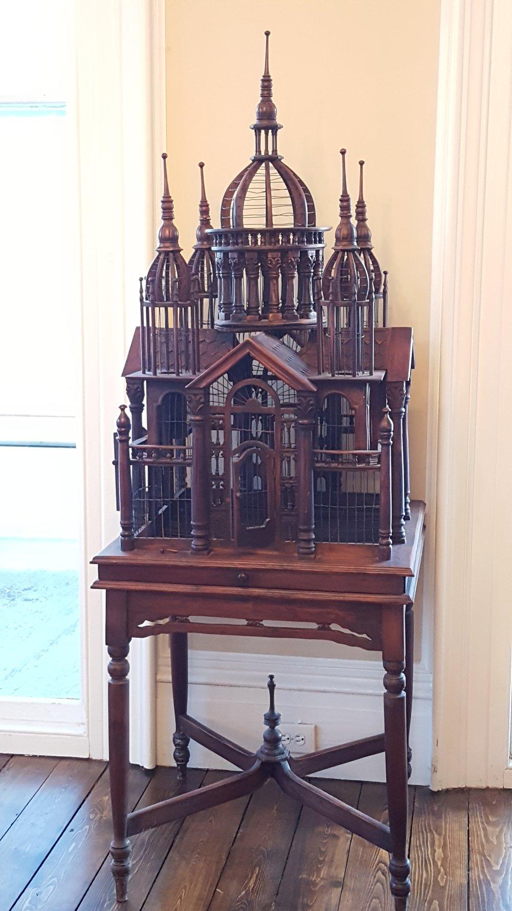 One of my Victorian Birdhouses.