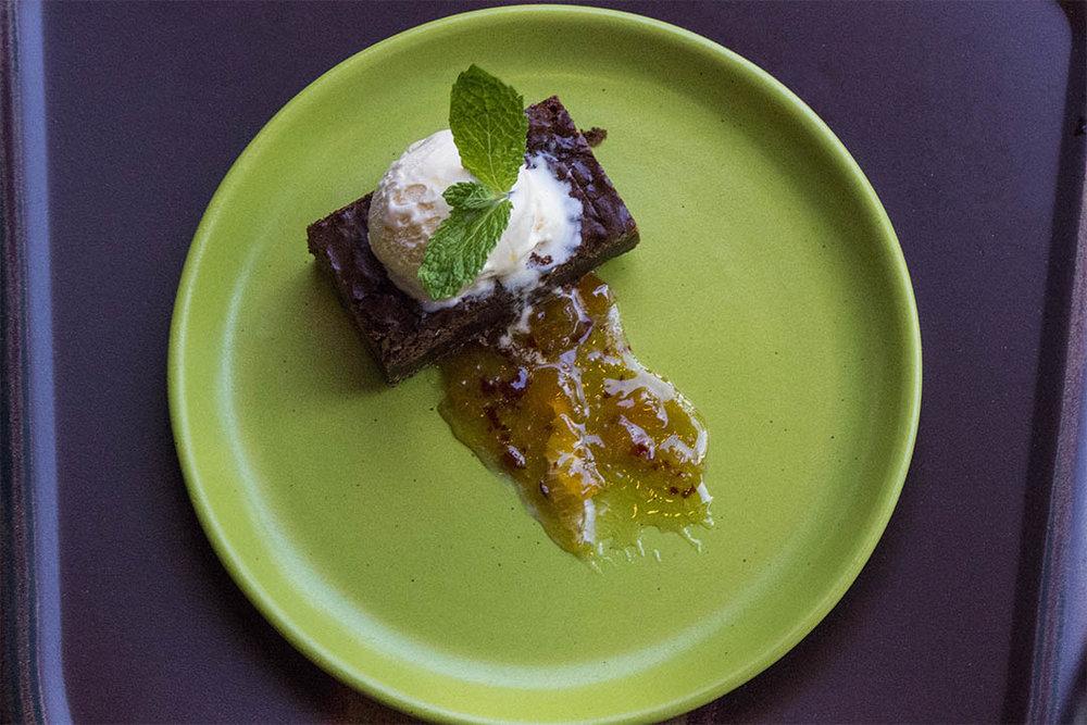 Oaxaca Brownie