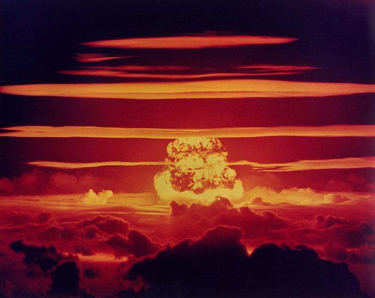 Nuclear weapon test Dakota