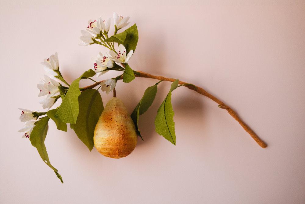 Pear Blossom Arc