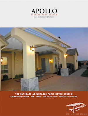Apollo Opening Roof System Brochure