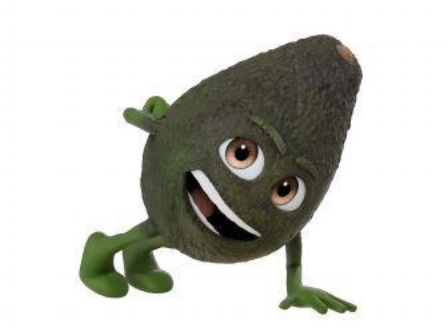 Avocado Push up