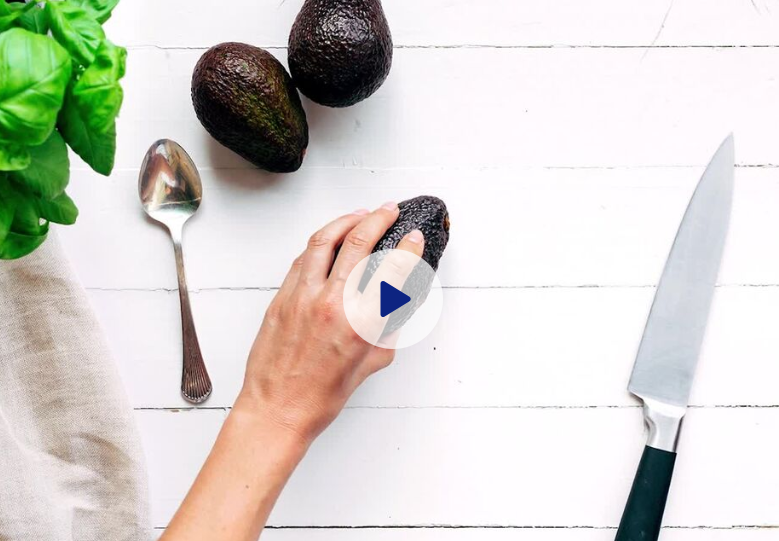 Avocado skills 3 ways