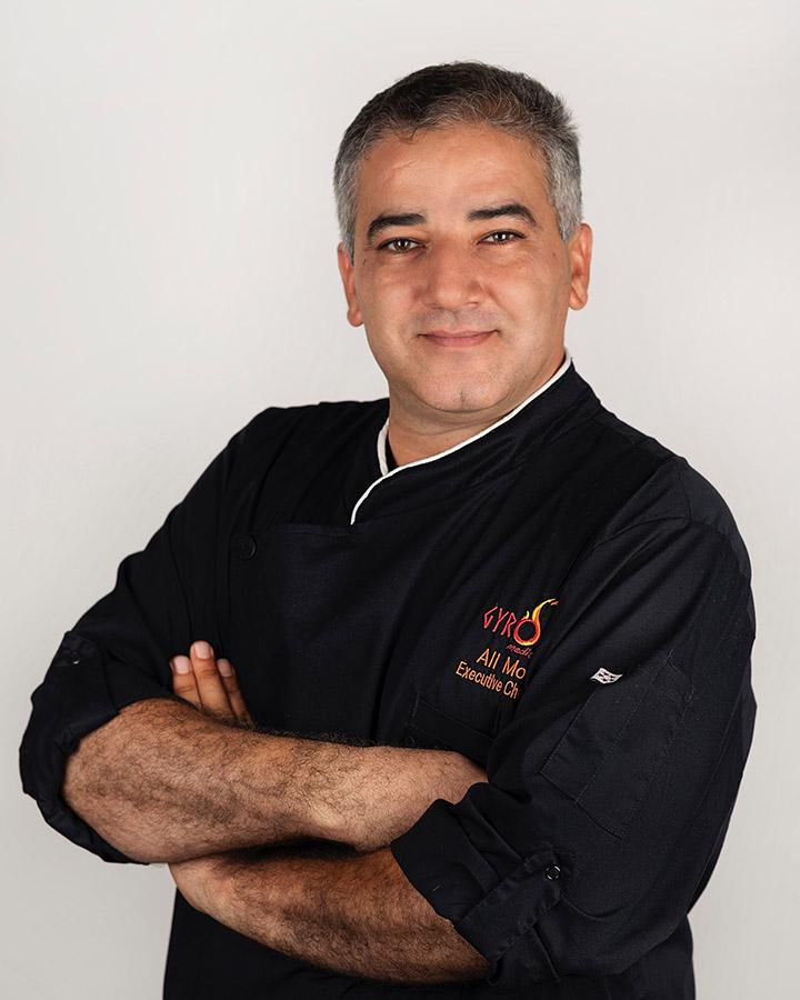 Chef Ali Moradi
